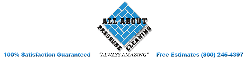 All About Pressure Cleaning & Sealing